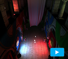 Unity3D Real-Time Global Illumination [Bachelor Thesis]
